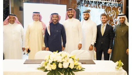 Saudi hospitality firm looks to the future with youth program.
